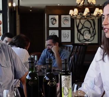 Food Pairing Aura Premium Arbequina
